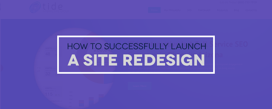 How To Properly Launch Your Website Redesign For SEO